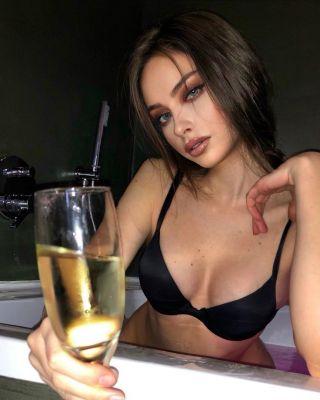 Настя, 24 лет — госпожа-страпонесса